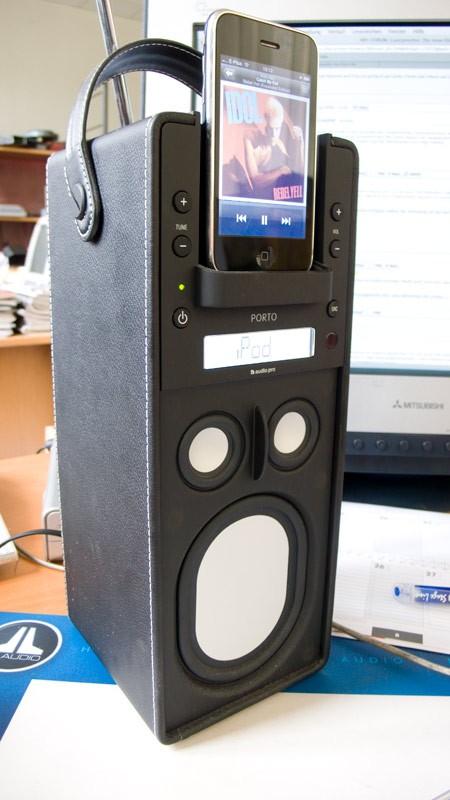 Micro-Anlagen Audio Pro Porto im Test, Bild 1