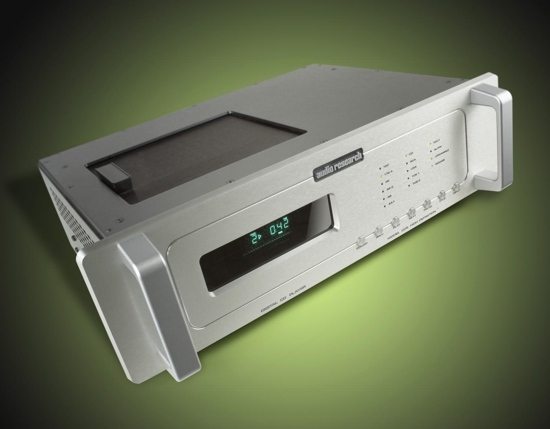 CD-Player Audio Research CD6 im Test, Bild 1