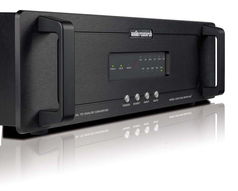 D/A-Wandler Audio Research DAC8 im Test, Bild 1
