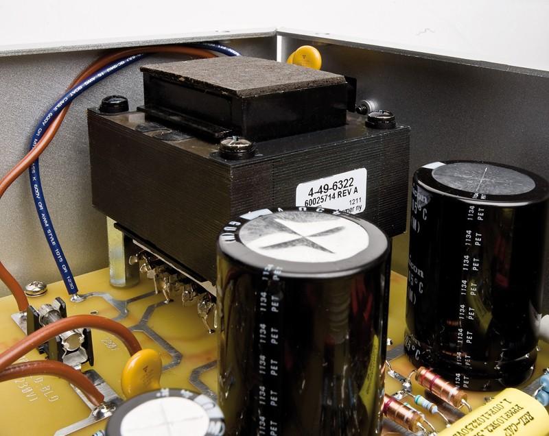 Phono Vorstufen Audio Research LP1 im Test, Bild 6