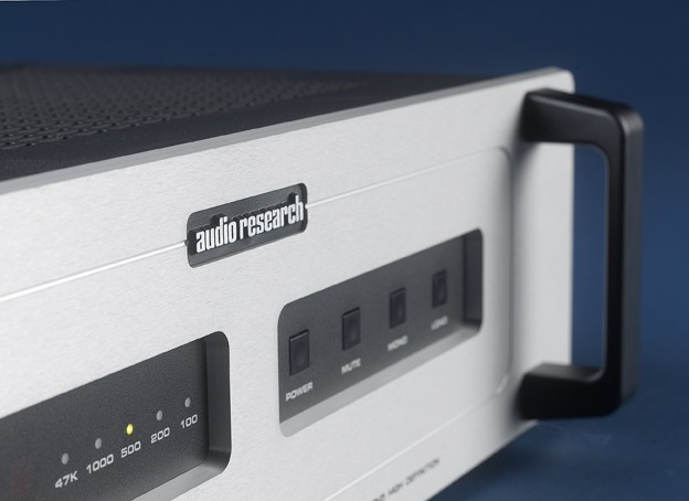 Phono Vorstufen Audio Research PH-5 im Test, Bild 1