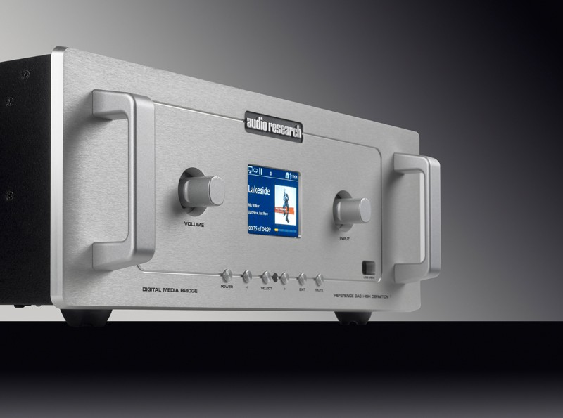 D/A-Wandler Audio Research Reference DAC im Test, Bild 1