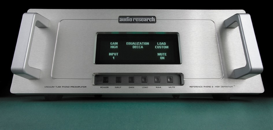 Phono Vorstufen Audio Research Reference Phono 2 im Test, Bild 1