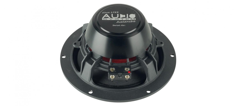 Car-HiFi-Lautsprecher 16cm Audio System Avalanche 165-2 im Test, Bild 4
