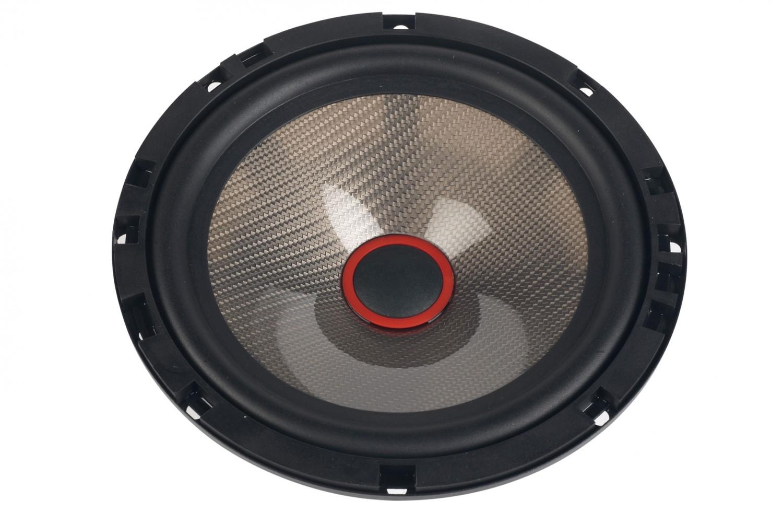 In-Car-Lautsprecher 16cm Audio System Carbon 165 im Test, Bild 2