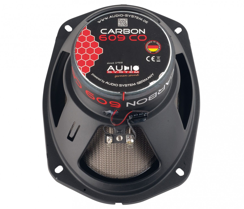 In-Car-Lautsprecher 16cm Audio System Carbon 609 CO im Test, Bild 3