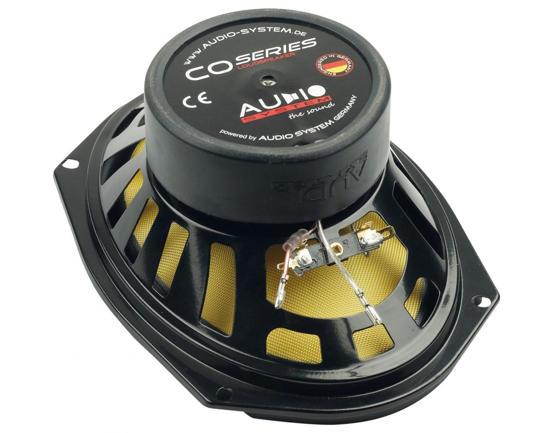Car-HiFi Lautsprecher Audio System CO 609, Audio System X 507 im Test , Bild 4