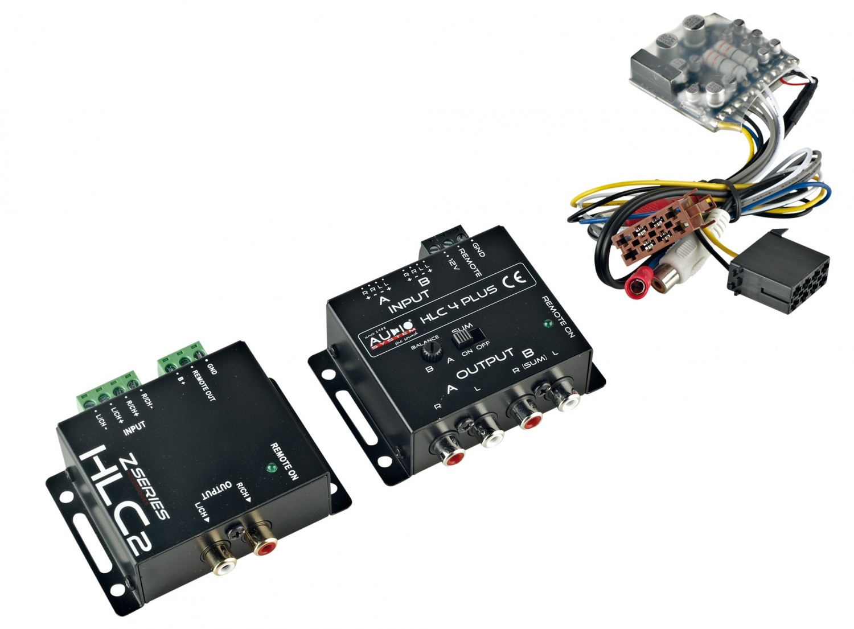 Car-Hifi sonstiges Audio System HLC-Serie im Test, Bild 2