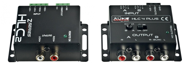 Car-Hifi sonstiges Audio System HLC-Serie im Test, Bild 3
