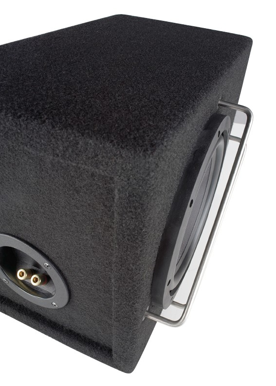 Car-Hifi Subwoofer Gehäuse Audio System HX 08 SQ BR im Test, Bild 16