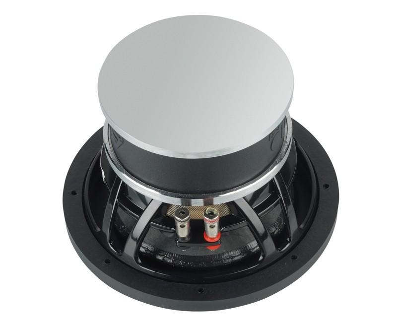 Car-Hifi Subwoofer Chassis Audio System HX 08 SQ im Test, Bild 2