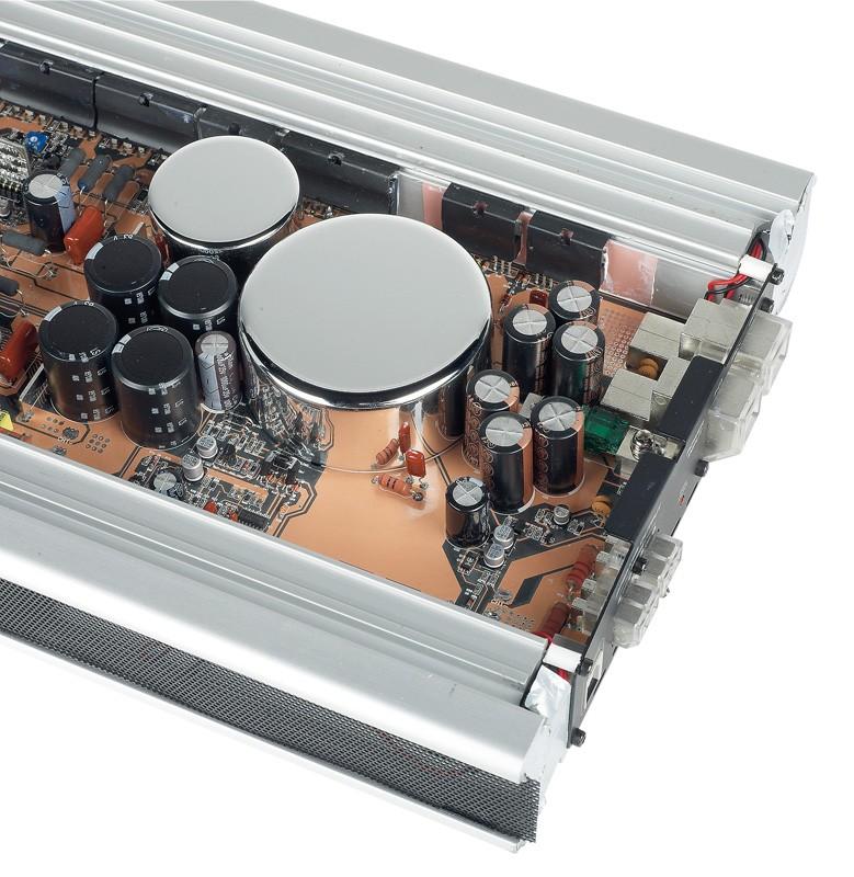 Car-HiFi Endstufe 2-Kanal Audio System HX 170.2 im Test, Bild 3