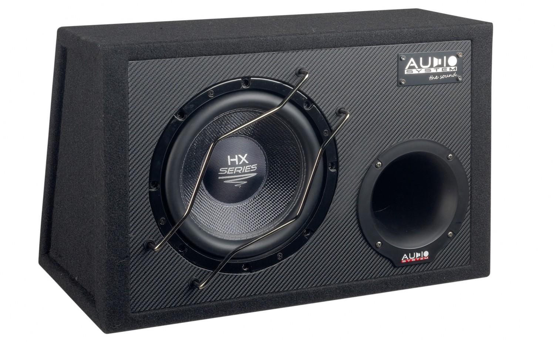 Car-Hifi Subwoofer Gehäuse Audio System HX10 SQ BR im Test, Bild 2