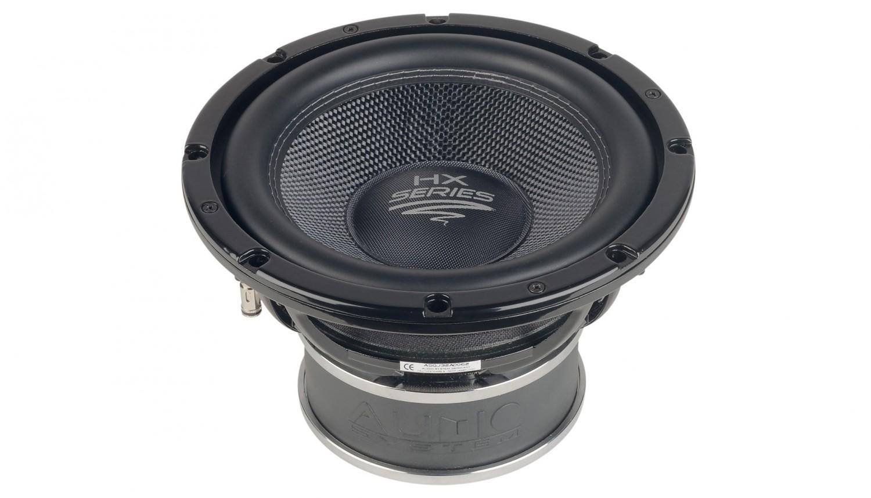 Car-Hifi Subwoofer Gehäuse Audio System HX10 SQ BR im Test, Bild 3