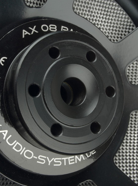 Car-HiFi Lautsprecher fahrzeugspezifisch Audio System HX200 BMW Dust Evo im Test, Bild 4