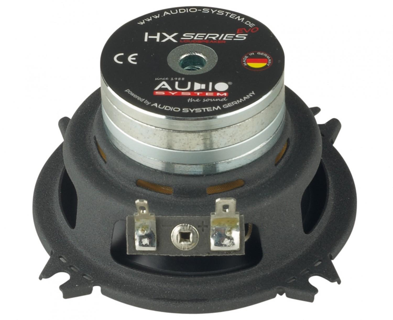 Car-HiFi Lautsprecher fahrzeugspezifisch Audio System HX200 BMW Dust Evo im Test, Bild 6