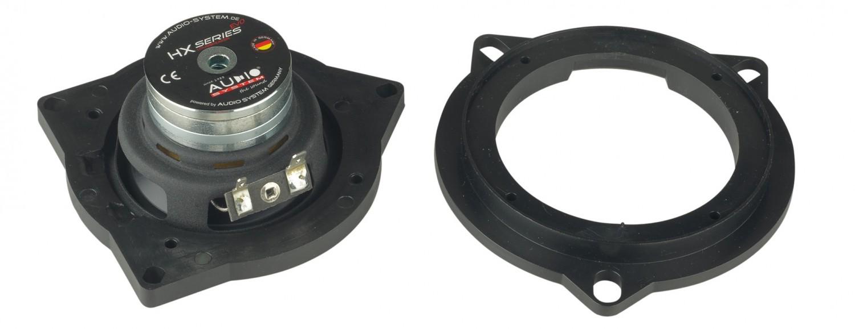 Car-HiFi Lautsprecher fahrzeugspezifisch Audio System HX200 BMW Dust Evo im Test, Bild 7