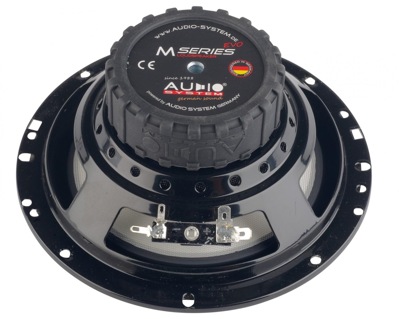 Car-HiFi-Lautsprecher 16cm Audio System M 165 Evo2 im Test, Bild 2