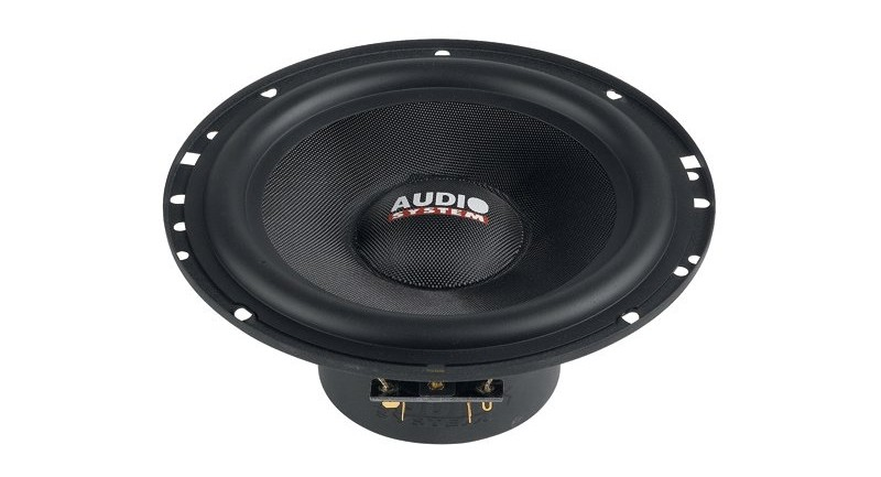 test car hifi lautsprecher 16cm audio system mx 165 plus. Black Bedroom Furniture Sets. Home Design Ideas