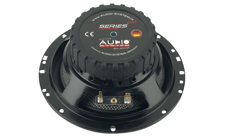 Car-HiFi-Lautsprecher 16cm Audio System R165 EVO im Test, Bild 3