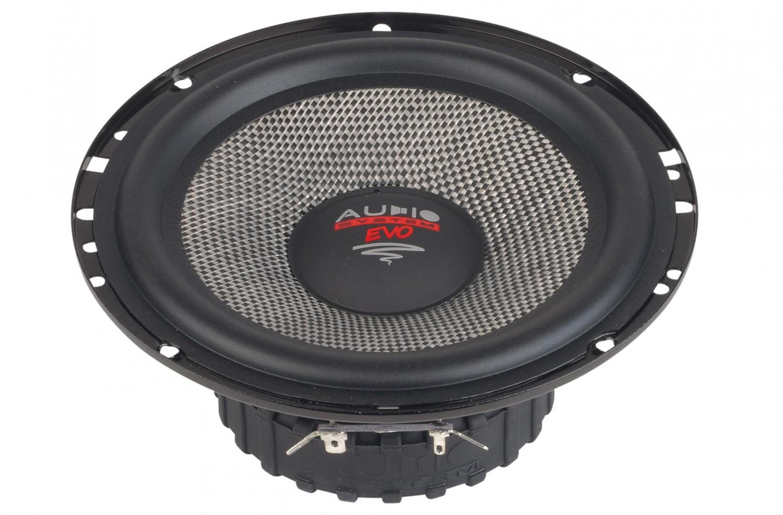 Car-HiFi-Lautsprecher 16cm Audio System R165 Evo2 im Test, Bild 1