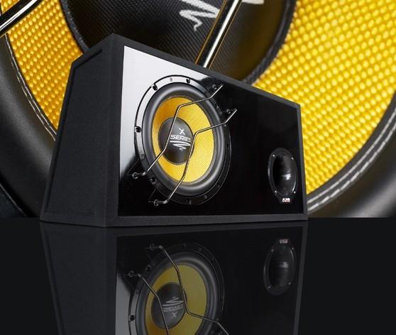 Car-Hifi Subwoofer Gehäuse Audio System X 12-900 BR im Test, Bild 1