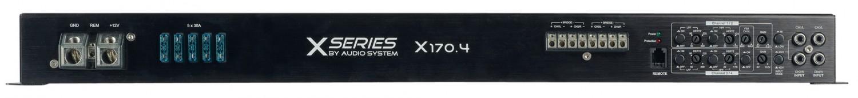 Car-HiFi Endstufe 4-Kanal Audio System X-170.4 im Test, Bild 9