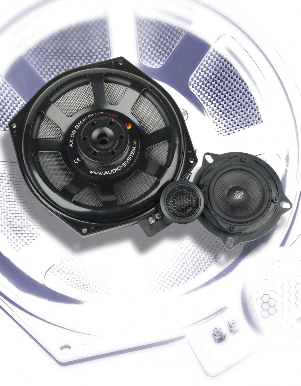 Car-HiFi Lautsprecher fahrzeugspezifisch Audio System X 200 BMW Plus Evo im Test, Bild 1