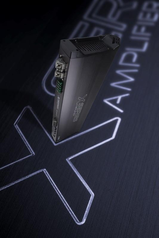 Car-HiFi Endstufe 2-Kanal Audio System X 300.2 im Test, Bild 1