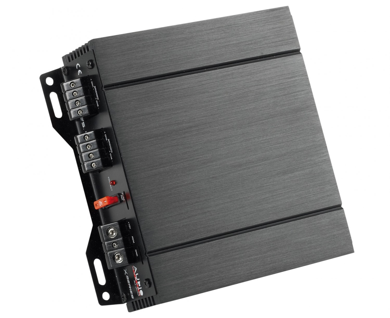 Car-HiFi Endstufe 4-Kanal Audio System X 75.4 D im Test, Bild 2