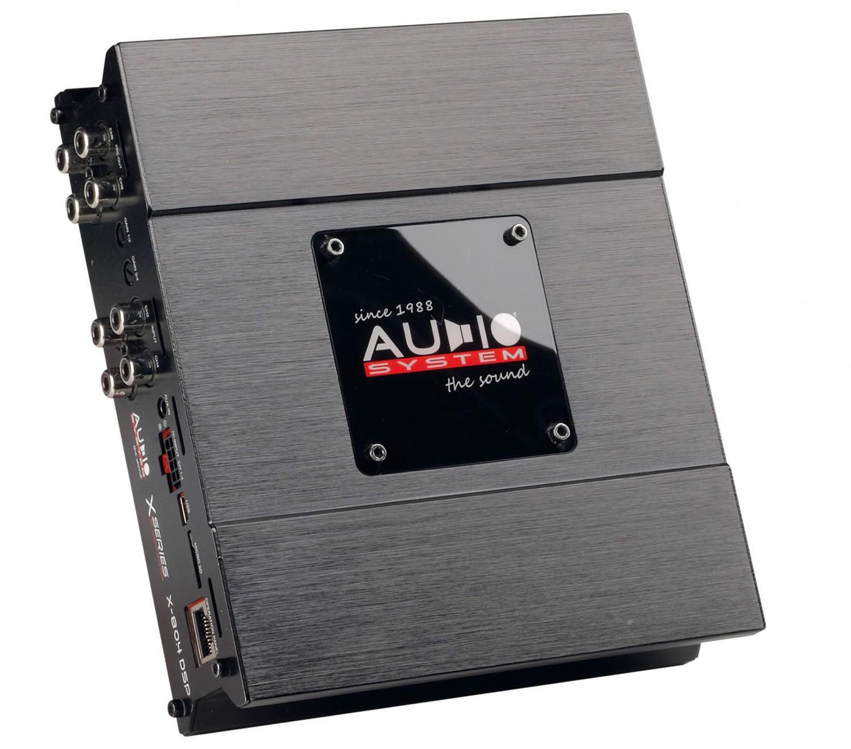 Car-HiFi Endstufe 4-Kanal Audio System X-80.4 DSP im Test, Bild 1