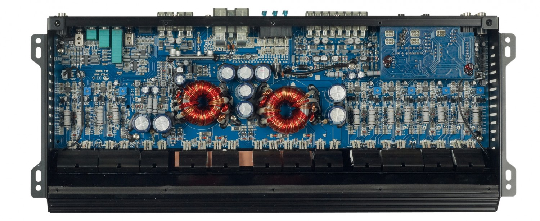 Car HiFi Endstufe Multikanal Audio System X-80.6 im Test, Bild 6