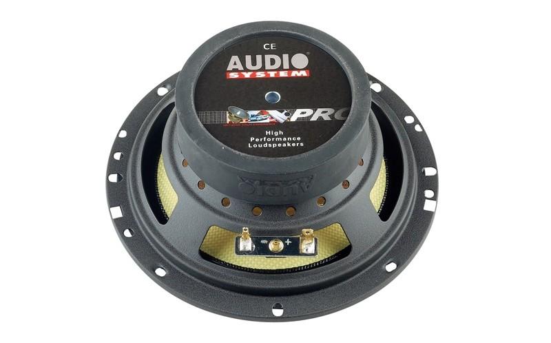 Car-HiFi-Lautsprecher 16cm Audio System X-ION 165 im Test, Bild 10
