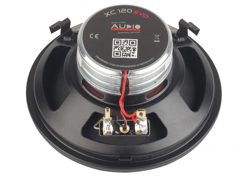Car-HiFi Lautsprecher Audio System XC120 Evo, Audio System XC406 Evo im Test , Bild 3