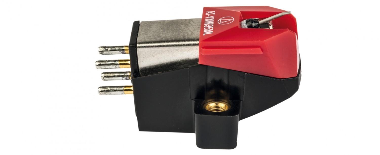 Tonabnehmer Audio-Technica AT-VM95 im Test, Bild 2