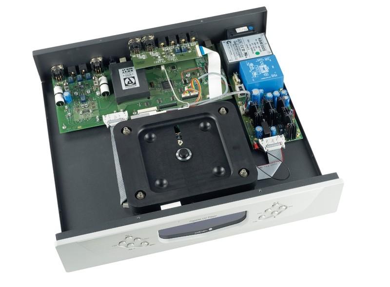 CD-Player Audioaéro Capitole Reference im Test, Bild 6