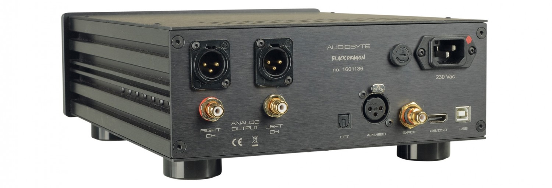 D/A-Wandler Audiobyte Black Dragon im Test, Bild 3