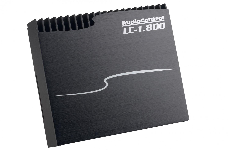 Car-HiFi Endstufe Mono Audiocontrol LC-1.800 im Test, Bild 1