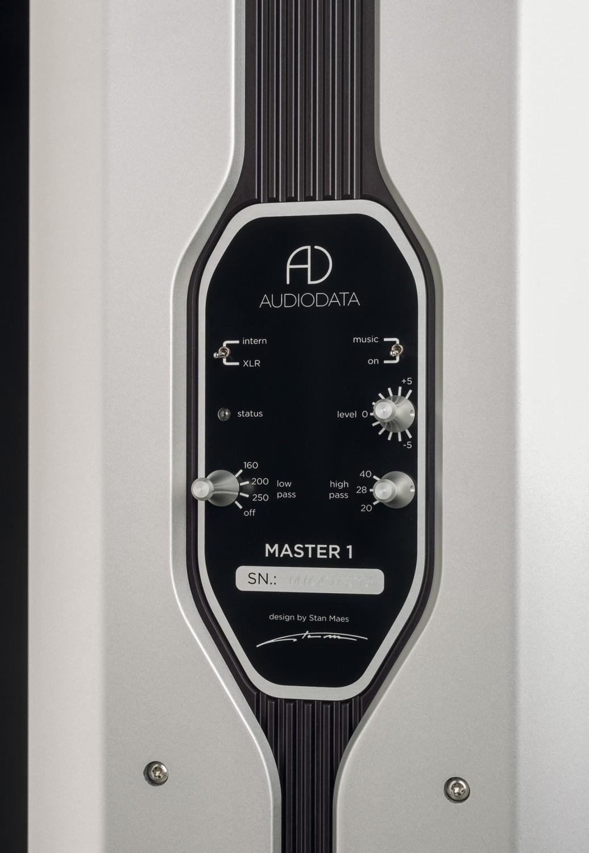 Lautsprecher Stereo Audiodata Master One im Test, Bild 2