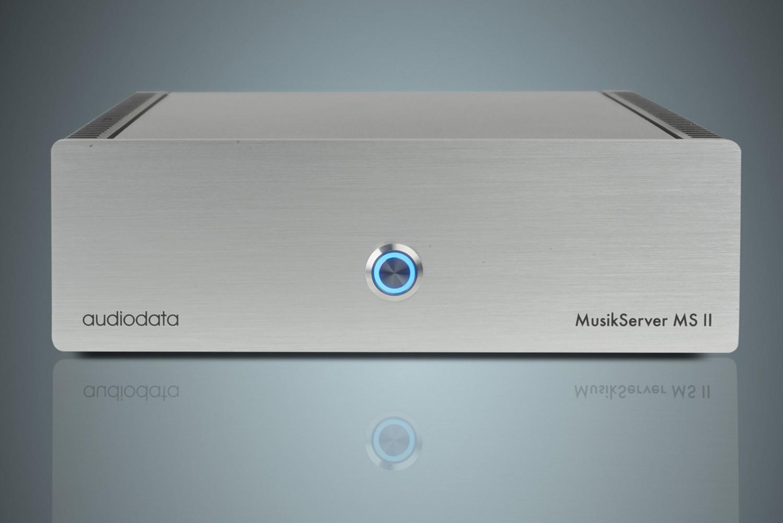 Musikserver Audiodata Musikserver MS II mit Roon im Test, Bild 1