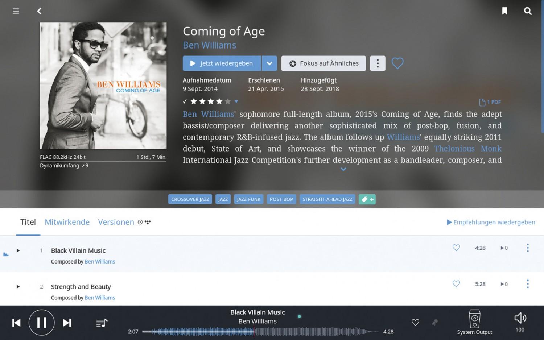 Musikserver Audiodata Musikserver MS II mit Roon im Test, Bild 2