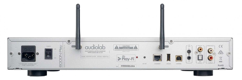 D/A-Wandler Audiolab 6000N Play im Test, Bild 5