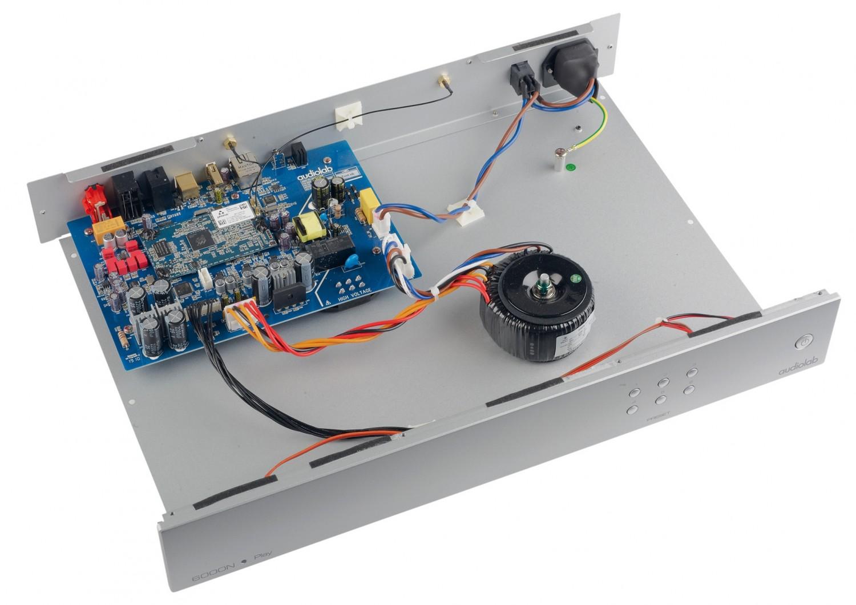 D/A-Wandler Audiolab 6000N Play im Test, Bild 6