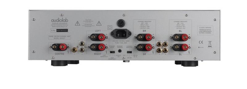 AV-Kombinationen Audiolab 8200AP/8200 X7 im Test, Bild 3