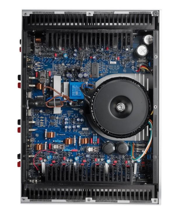 AV-Kombinationen Audiolab 8200AP/8200 X7 im Test, Bild 4