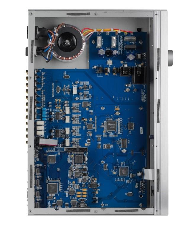 AV-Kombinationen Audiolab 8200AP/8200 X7 im Test, Bild 5