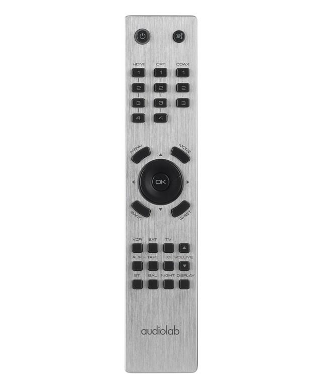 AV-Kombinationen Audiolab 8200AP/8200 X7 im Test, Bild 6