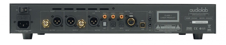 CD-Player Audiolab 8300CD im Test, Bild 5
