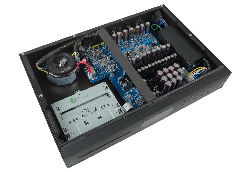 CD-Player Audiolab 8300CD im Test, Bild 6
