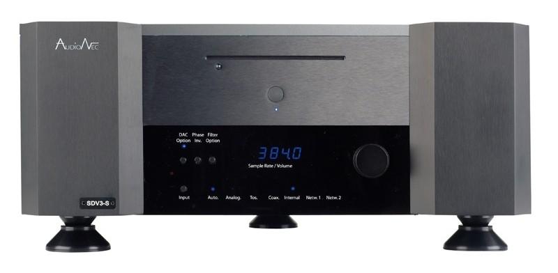 Musikserver Audionec SDV3-S im Test, Bild 2
